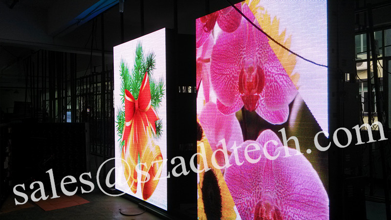 P8mm Danmark Outdoor LED Screens