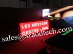 USA P16mm LED Message Center