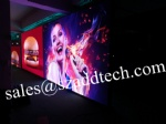 USA P6mm Front Serviced Indoor LED Display, for stage background use
