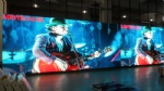 Front Serviced Indoor LED Screen in Europe