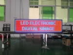 Front Serviced Programmable LED Sign