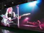 Indoor High Definition LED Video Screen Panel for Music Events