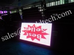 P10mm Front Service LED Sign for Canada market