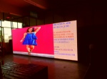 P7.62mm Rental Indoor SMD Full Color LED Screen-Aluminum cabinet