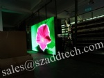 Poland P10mm Outdoor Full Color LED Display Screen